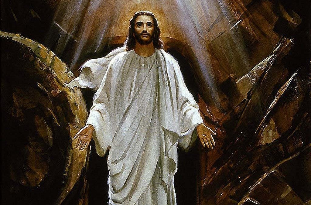 Zmartwychwstanie Pana Jezusa – Alleluja