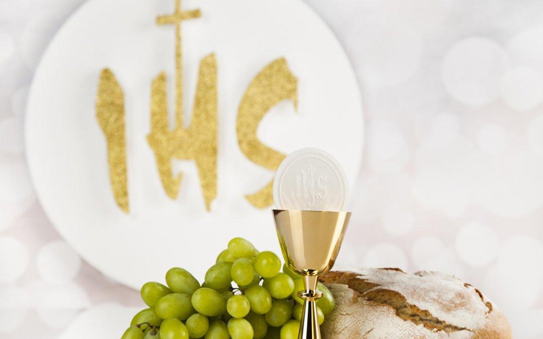 I Komunia Święta w kościele Pana Jezusa