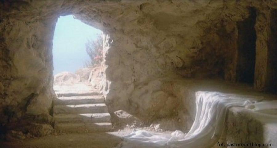Groby Pańskie w naszej Parafii