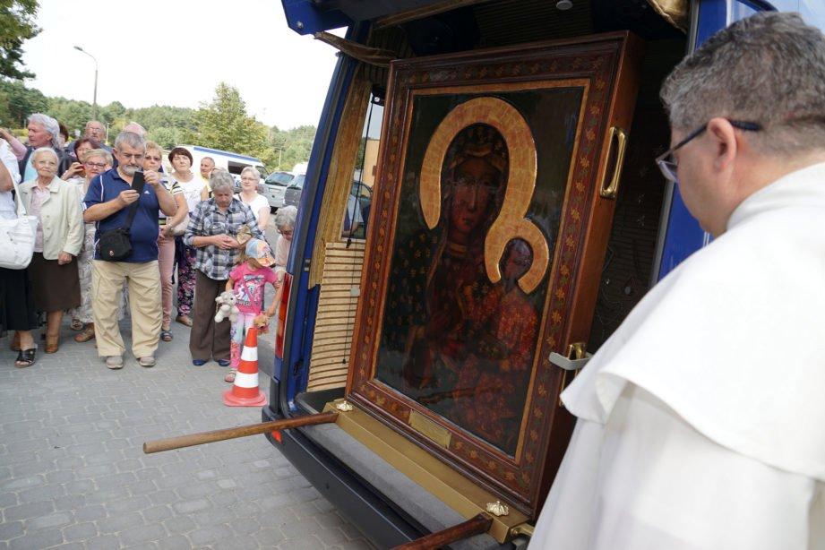 Peregrynacja kopii cudownego obrazu Matki Boskiej Częstochowskiej – wyjazd i zapisy