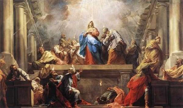 Przeżywamy Niedzielę zesłania Ducha Świętego – dzień naszego Odpustu  Parafialnego