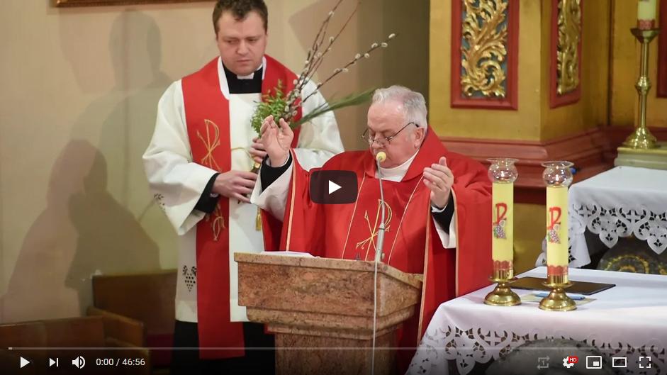 UWAGA! – Najbliższa RETRANSMISJA Mszy Świętej Rezurekcyjnej