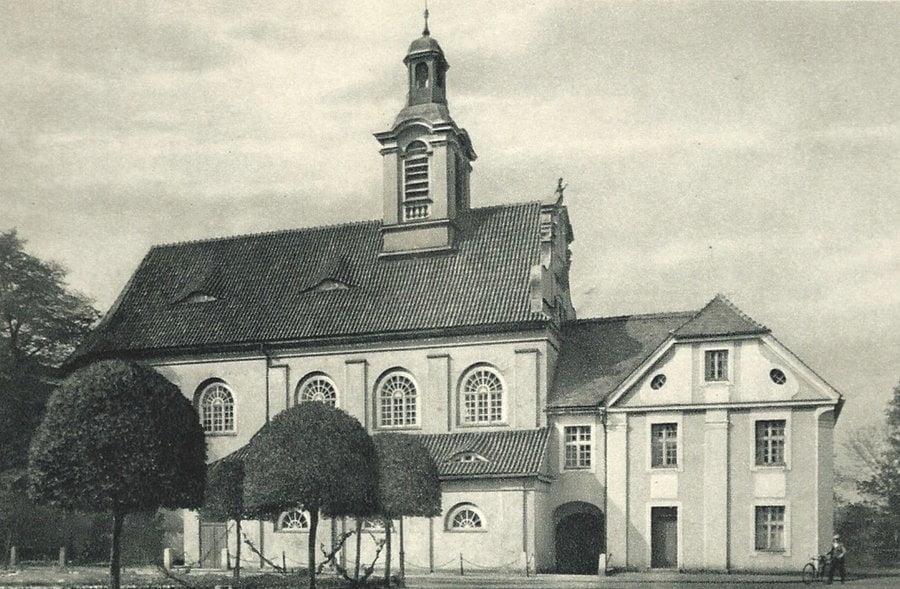 Tajemnice, skarby i cuda, czyli kaplicy Pana Jezusa historyja krótka -Z archiwum Gazety Kościańskiej…